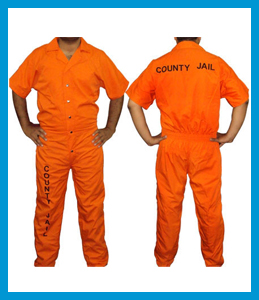 PRISONER JAIL SUITS